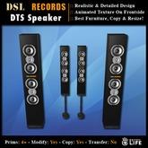 DSL Speaker DTS Black