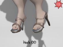 : Tiny Things : Heels 00 - Peggy (Wear me)