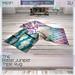 ~ASW~ The Pastel Juniper Triple Rug