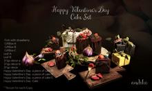 andika/Happy Valentine's Day -Cake Set