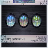 ~ASW~ The Wiccan Weekend Magic Art