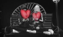 Secret Body - Heart - Couple pose