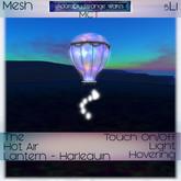 ~ASW~ The Hot Air Lantern- Harlequin