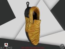 //Ascend// Jasper Shoes / Leather - Mustard [ADD ME]