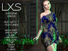 LXS: Modena Dress