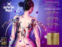 .{PSYCHO:Byts}. Popobawa Wings (Bento) - Bone