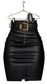 SPIRIT - Arina long skirt [BLACK]