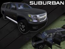 [GIFT] Chevrolet Suburban 2015 (nRCS)