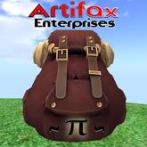 Artifax Traveler's TP Backpack