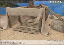 {LORE} Shipwreck Shelter