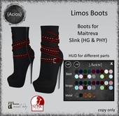 {Acios} Limos Boots