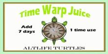 AltLife Time Warp Juice (BOXED)