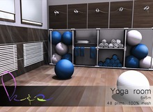 K&S - // Yoga room // Backdrop