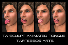 TA Sculpt Animated Tongue