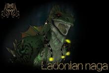 Ladonian naga [BOX] - i monster