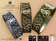[*K*] Celtic Ring for bento hands