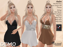 Sweet Temptations :: Amber Dress Demo