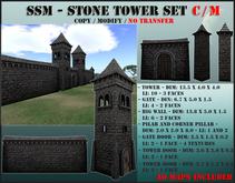 SSM - Stone Tower Set Copy / Mod