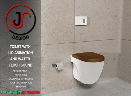 Second Life Marketplace Js Modern Toilet