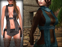 The Muses ~ Eris . Outfit . Black