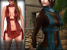 The Muses ~ Eris . Outfit . Red
