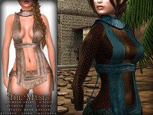 The Muses ~ Eris . Outfit . Dust