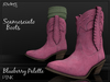 Riders Boots - Scamosciato (Suede) - BB Palette - Pink