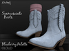 Riders Boots - Scamosciato (Suede) - BB Palette - Cloud