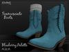 Riders Boots - Scamosciato (Suede) - BB Palette - Aqua
