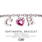Cae :: Sentimental :: Bracelet [bagged]
