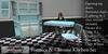 Eclectica Curiosities- Mid Century Kitchen in Turquoise