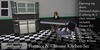 Eclectica Curiosities-Formica & Chrome Kitchen - Black