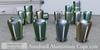 Eclectica Curiosities- anodised aluminium cups