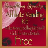 Something Spunky Affiliate Vending Kit