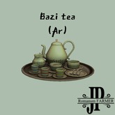 Bazi Tea set (Ar)  [G&S]