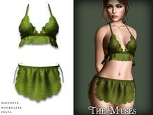 The Muses . Gael Bikini - Green