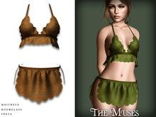 The Muses . Gael Bikini - Brown