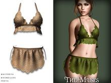 The Muses . Gael Bikini - Bone