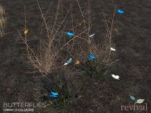 .:revival:. butterflies
