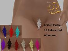 [RG] Crotch Pastie Lace  Altamura (Box)