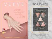 VERVE Nails / Naked