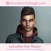 StrawberrySingh.com LeLutka-Guy  Shape