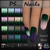 Emerald Blends Polish