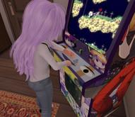 Arcade play animation FULLPERM