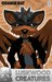 Luskwood Orange Bat Avatar - Male - Complete Halloween Furry Avatar