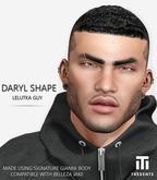 Tredente // Daryl Bento Shape DEMO