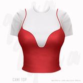 Gaia - Cami Top RED