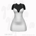 Gaia - Cami Dress WHITE