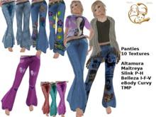 [RG] Hippie Pants Fat Pack (Box)