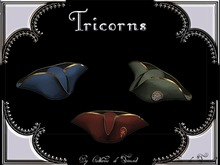 """CdT"" Tricorns"